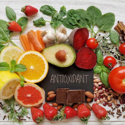 The Power of Antioxidants